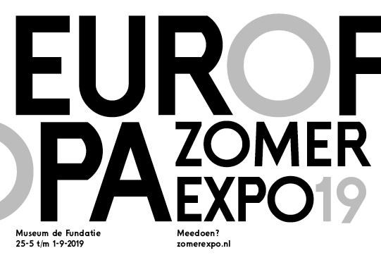 Meld je kunstwerk aan voor ZomerExpo 2019!
