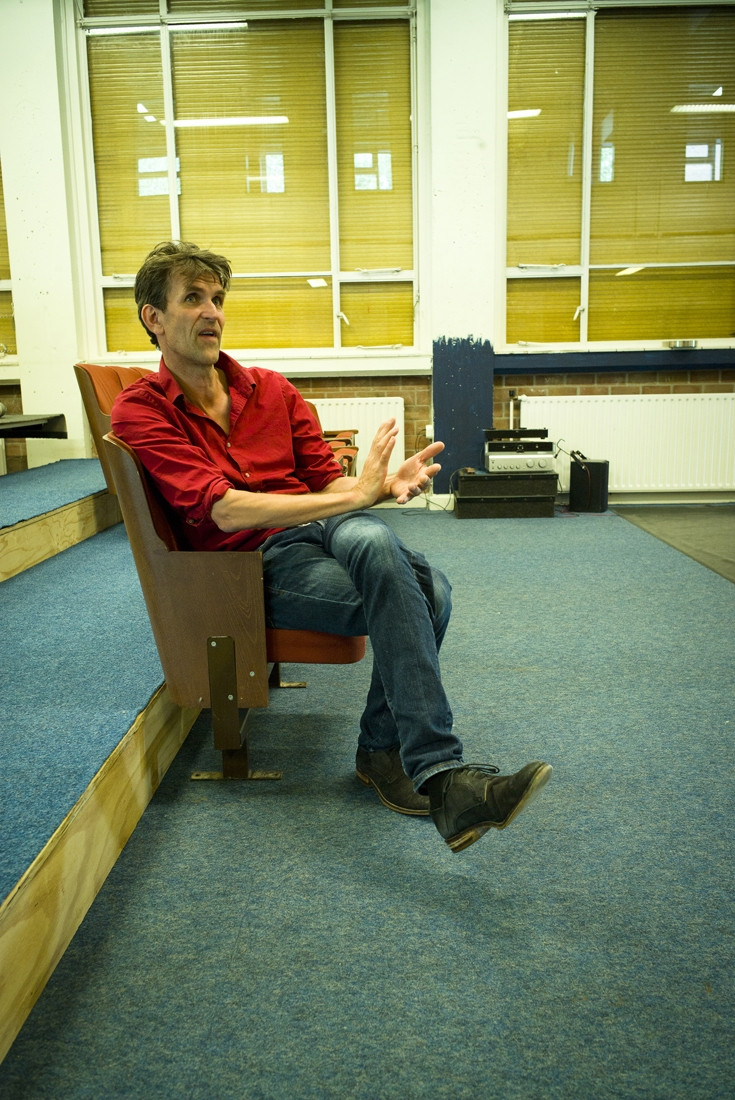 Theatergroep Greppel speelt 'Nieuwkomers'