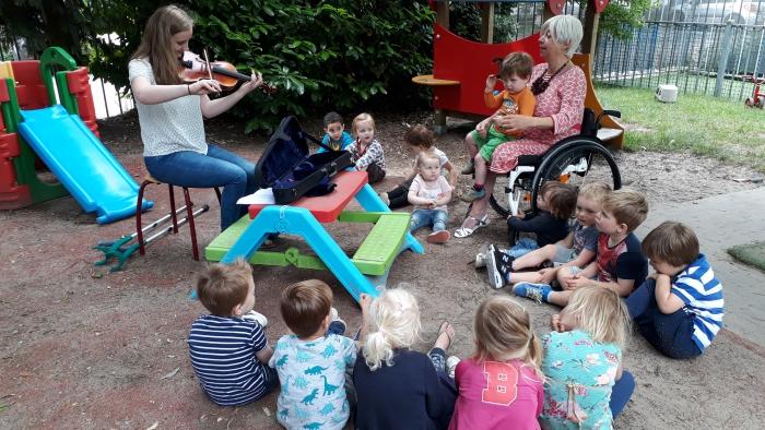 open dag Kinderdagverblijf Poespas
