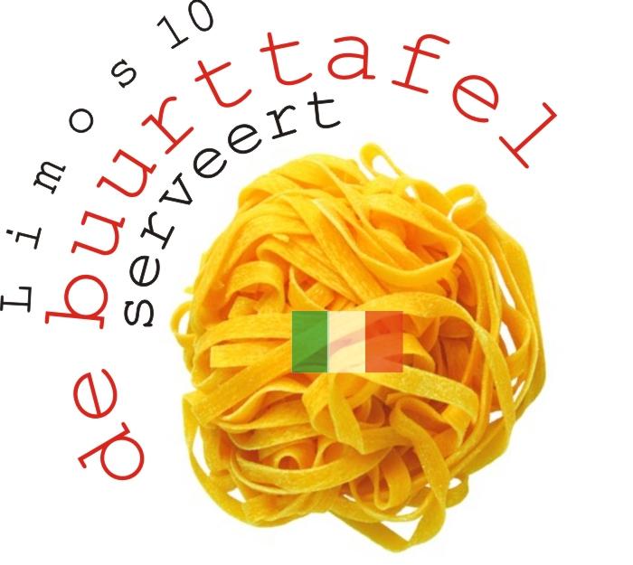 21-6 Bella Italia bij de buurttafel