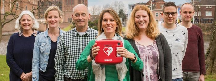 Oproep van de hartstichting: help mee voor de buurt-AED!