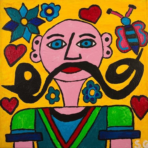 Expositie bij Blixem: Sasa Gazar van Art-tics