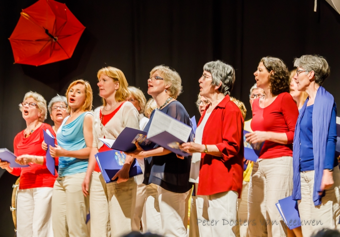 Meedoen met het Nijmeegs Vrouwenkoor? Open repetitie in OBG