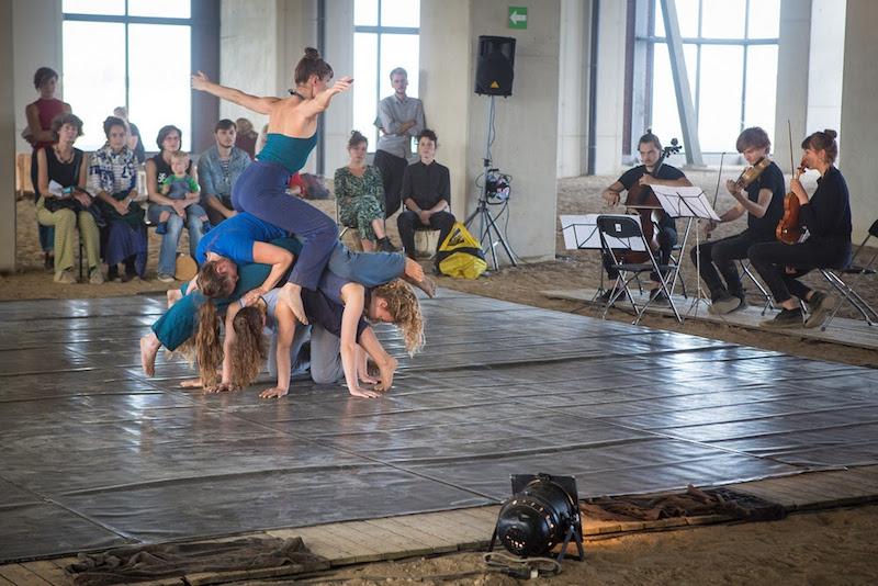 Festival De Oversteek: aanmelden voor Atelier TAW kan nog tot 1 april