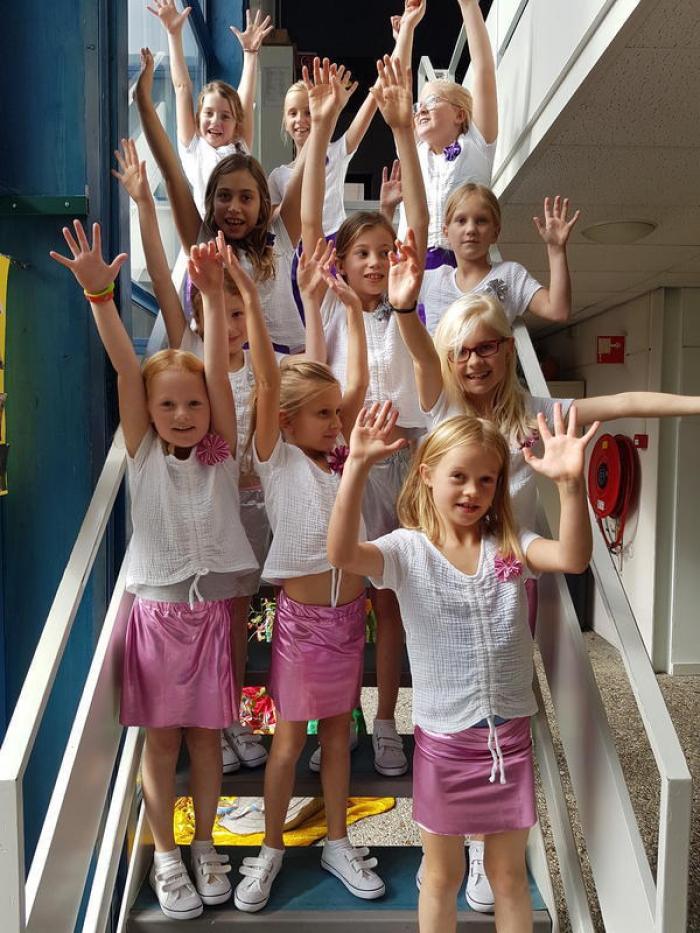 Open repetitie kinderkoor The Young Kids