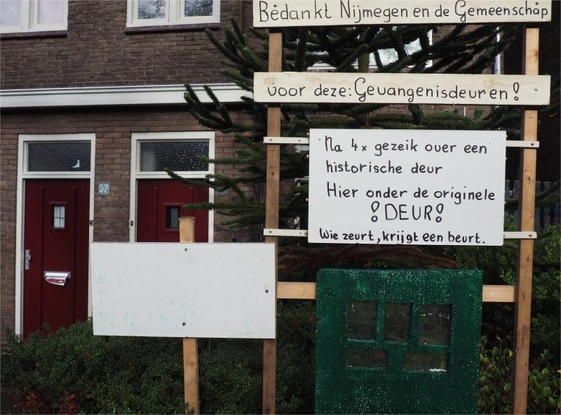 Humor in de wijk