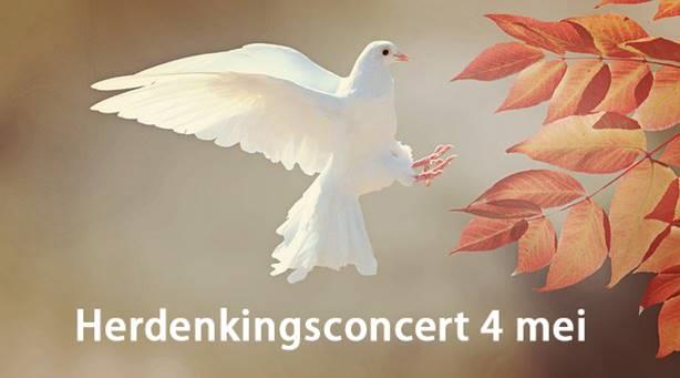 Mannen: zing mee in het Herdenkingsconcert 4 mei