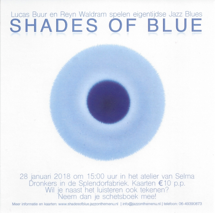 Shades of Blue: eigentijdse Jazz Blues