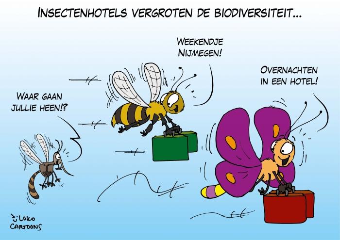 Maart is de maand van de Biodiversiteit