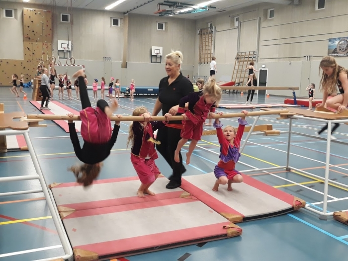 Gymnastiek- en Turnvereniging Sparta Nijmegen 120 jaar